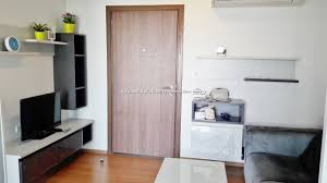 the base sukhumvit 77 1 bed 30 sqm fully furnished unit on high