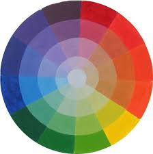 what colour will you get if you mix blue and red