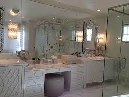 Double Sink Bathroom Vanity With Makeup Table Mugeek Vidalondon - Bathroom vanity tables