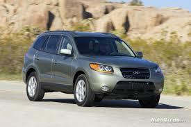 santa fe hyundai towing capacity 2009 hyundai santa fe limited awd review car reviews