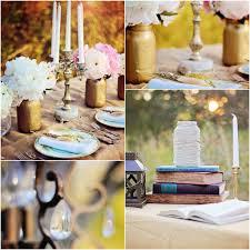 Vintage Wedding Ideas Rustic Gold Wedding Theme Rustic Wedding Chic