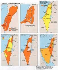 Map Of Israel And Palestine Israel Palestine Canaan Syria Palestine Levant Cisjordan