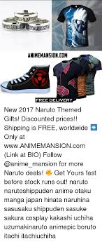 animemansioncom free delivery new 2017 themed gifts