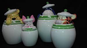 winnie the pooh canister set tabitha u0027s house