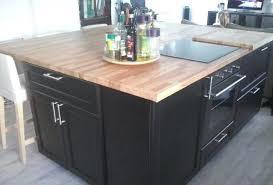 couleur plan de travail cuisine plan de travail cuisine hetre 14 bois noir avec en admin plan de