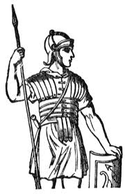 roman coloring pages free 600x559px mewarnai clip art library