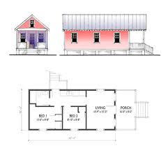 2 bedroom katrina cottage house plans house plans
