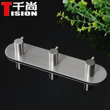 haken badezimmer tision selbstklebend haken tür key rack halter starke klebrige