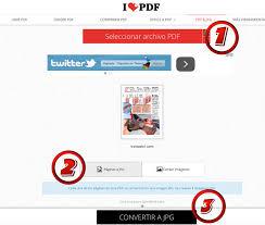 varias imagenes a pdf online cómo convertir documentos pdf diginota
