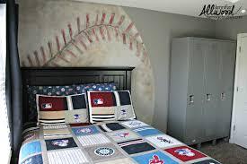 noah s baseball mural room the magic brush inc jennifer noah s baseball mural room