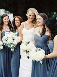 slate blue bridesmaid dresses best 25 grey blue bridesmaid dresses ideas on blue