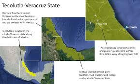 Map Of Veracruz Mexico by International Frontier Resources Corporation Mexico Sun Oct 1