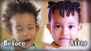 toddler hair mixed race toddler hair care routine