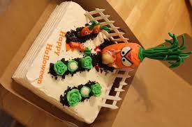 Halloween Graveyard Cake Ideas by Halloween Carrot Cake U2013 Festival Collections