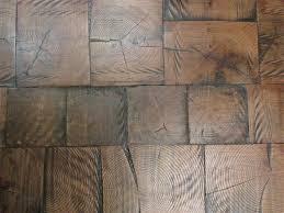 reclaimed log end wood tile flooring 8 building