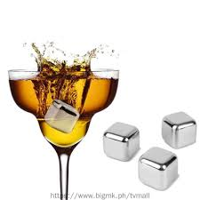 Soapstone Whiskey 10pcs Lot Whiskey Wine Beer Stones Stainless Steel Cooler