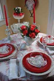 valentine 39 s day tablescape valentine tablescapes pinterest