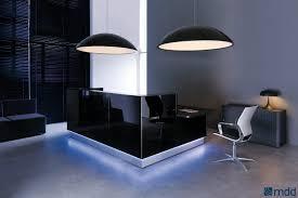 Unique Reception Desks Modern Reception Desks Cool Office Lobby Ideas