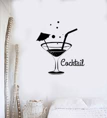 details about wall decal pretty teen girl paris woman france details about vinyl decal cocktail glass party relax bar night club wall stickers