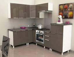 cuisine taupe cuisine taupe et blanc 1 cuisine bois de of cuisine complete taupe