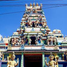 this is the sri kathirvelayutha swami kovil kathiresan temple of