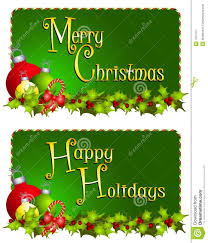 merry banners royalty free stock photography image