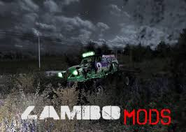 grave digger monster truck wallpaper gravedigger monster truck v 2 0 fs 17 farming simulator 17 mod