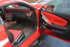 2010 camaro rs interior inferno orange dash kit j p s 2lt rs 2010 camaro