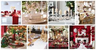 exquisite christmas table designs that will amaze you