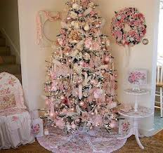 pink christmas tree pretty in pink christmas tree pictures photos and images for