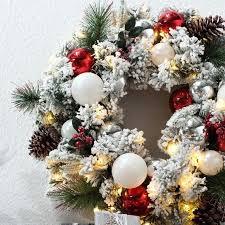 pre lit wreath pre lit wreath battery operated pre lit wreath battery operated