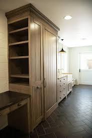 laundry room floor cabinets laundry room with slate herringbone floor transitional laundry room