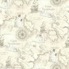 Nautical Maps Nautical Maps Shabby Chic Wallpaper The Shabby Chic Guru