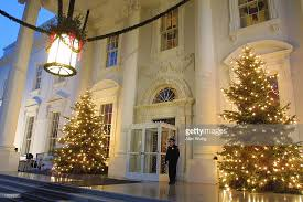 white house christmas decorations pictures getty images