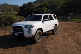 2017 toyota 4runner limited review toyota 4runner trd pro the truth about cars