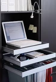 placard bureau ikea agencement de bureau ikea rangement pour maison ordonnée idées