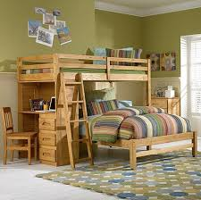 bunk bed plans twin over full bed plans diy u0026 blueprints