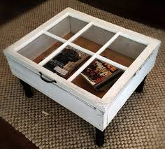 Upcycle That - window coffee table upcycle that