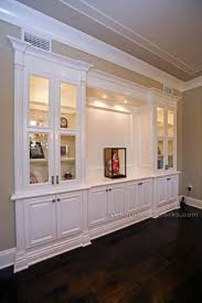 Living Room Cabinets Built In by Best 25 Wall Cabinets Living Room Ideas On Pinterest Living