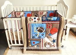 Sport Crib Bedding Baby Boy Sports Bedding Sport Crib Bedding Sets For Baby Boys