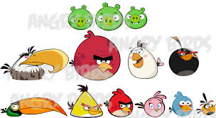 Angry Birds Rug Angry Birds Clipart Digital 300 Dpi Png Images Photos