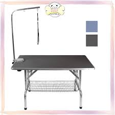 dog grooming table for sale europe pet professional grooming table for cats and dogs 11street