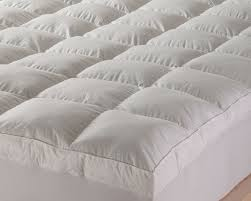 bed pillow toppers feather mattress topper review top 3 feather toppers