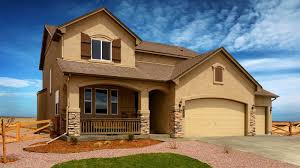 Colorado Home Builders Banning Lewis Ranch Colorado Springs Home Builders
