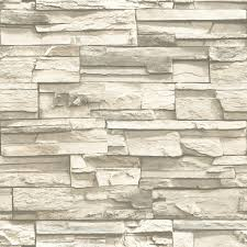 stone wall decor shenra com roommates natural stacked stone peel stick wall decor wallpaper