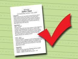 how to write a functional resume with sample resumes wikihow make