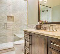 Rustic Bathroom Sconces - rustic bathroom bathroom rustic with double sconce double sconce