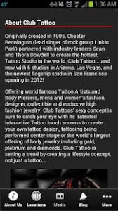 club tattoo android apps on google play