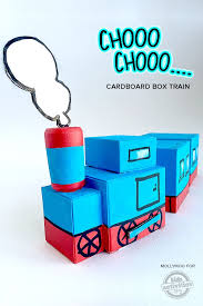 How To Make A Easy Toy Box by 92 Best Train Crafts For Kids Images On Pinterest Train Crafts