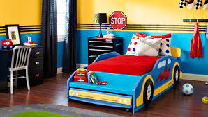 Race Car Bedroom Projects - Boys car bedroom ideas